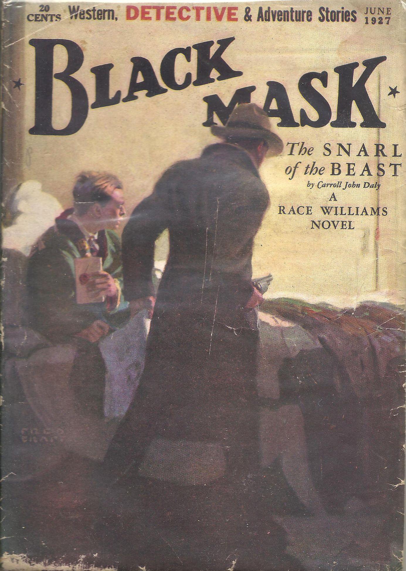 Дэшил Хэммет — Смерть Мэйна (1927)