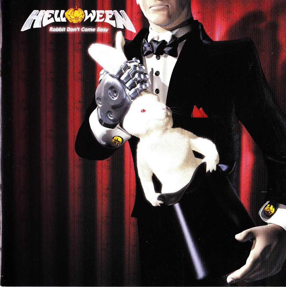 Helloween — Rabbit Don't Come Easy (2003)