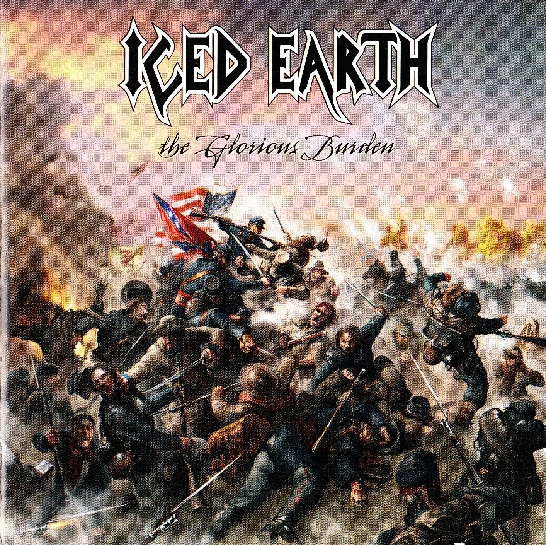 Iced Earth — The Glorious Burden (2004)