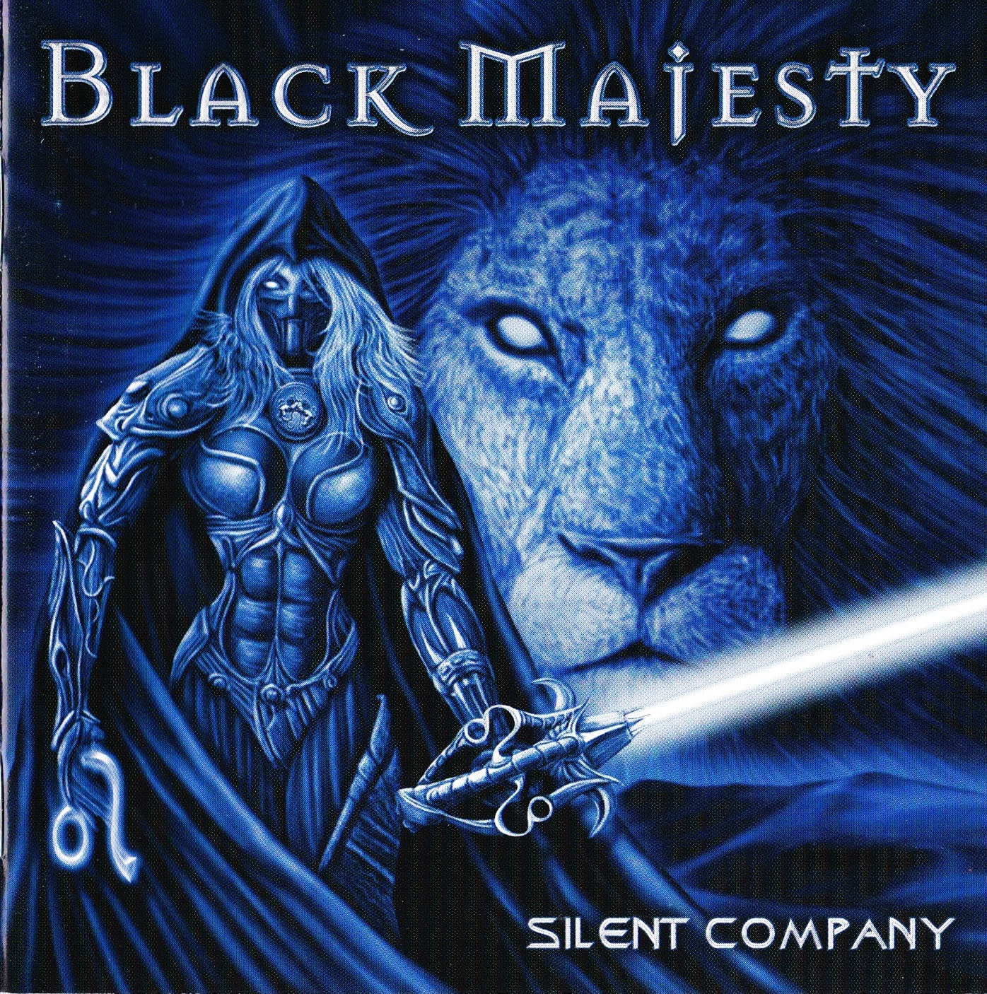 Black Majesty — Silent Company (2005)