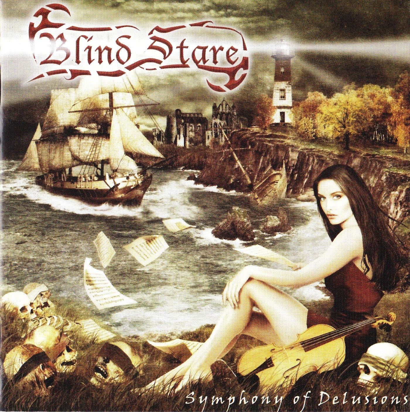 Blind Stare — Symphony of Delusions (2005)