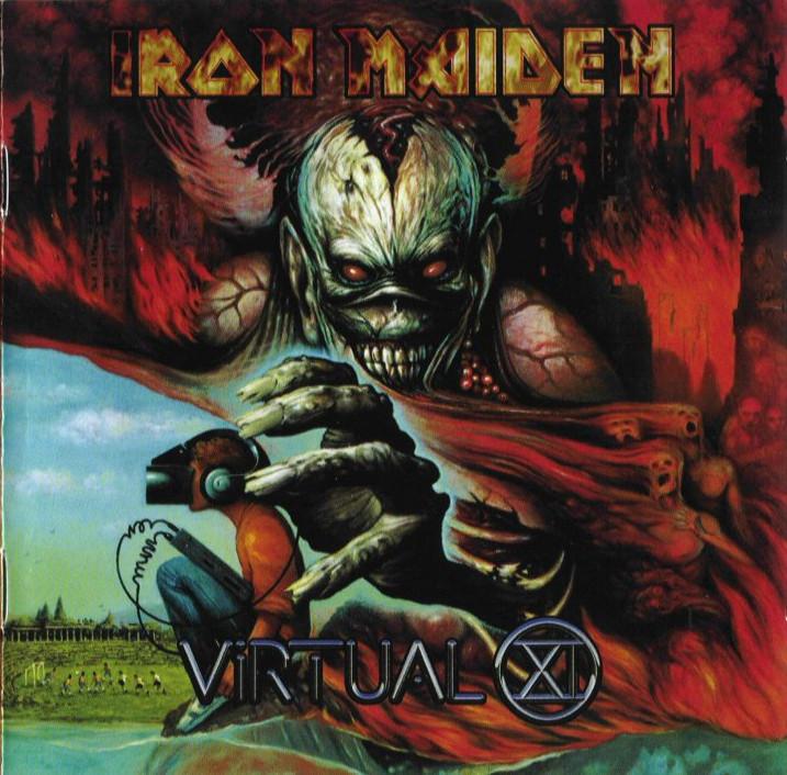 Iron Maiden — Virtual XI (1998)