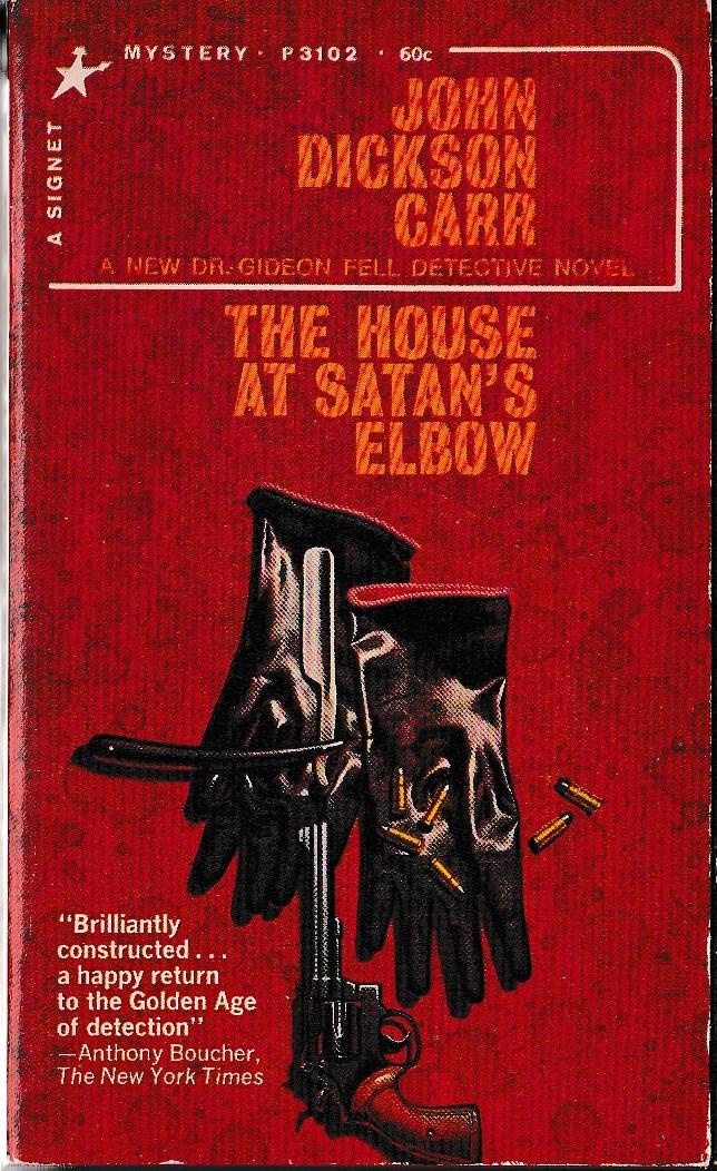 Джон Диксон Карр — Дом на Локте Сатаны (1965)