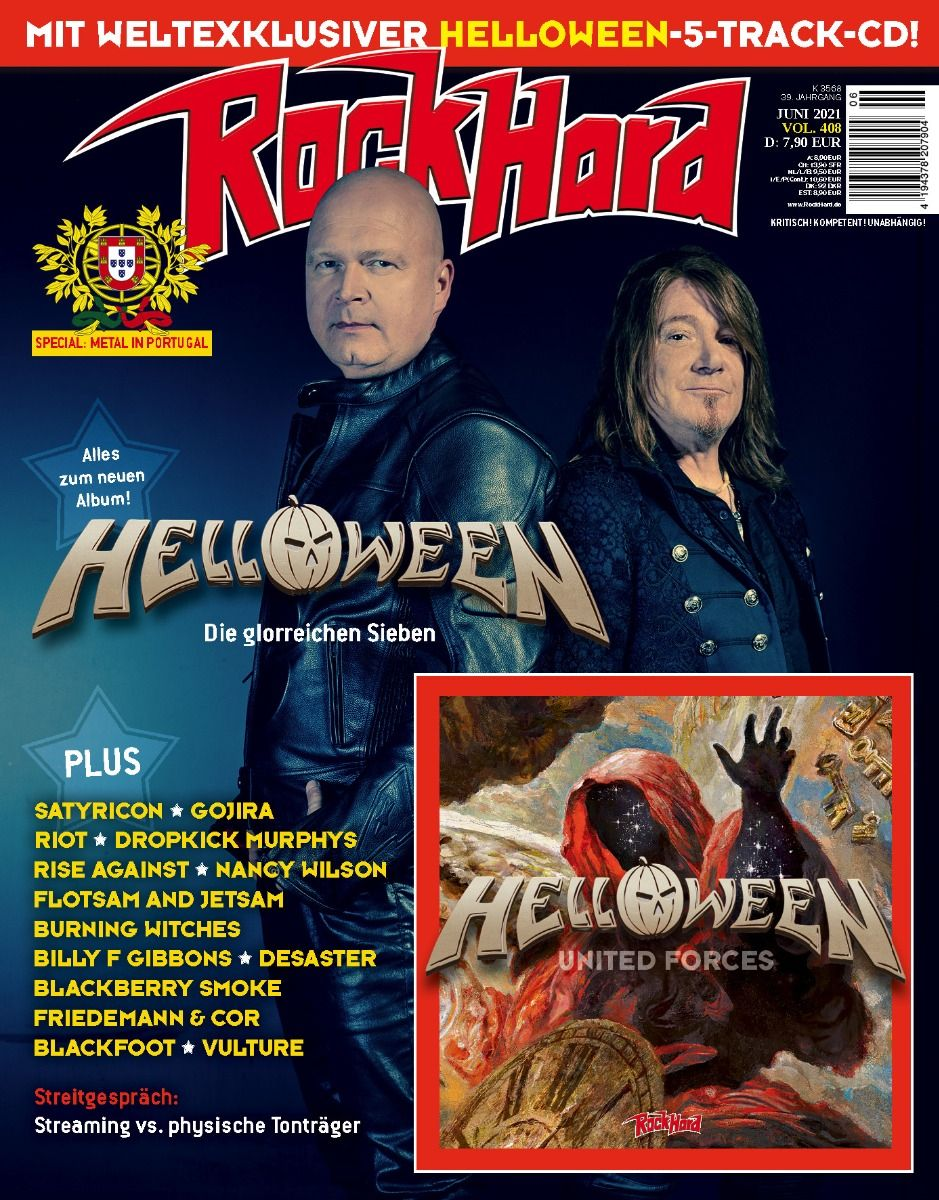 Helloween — United Forces (2021)