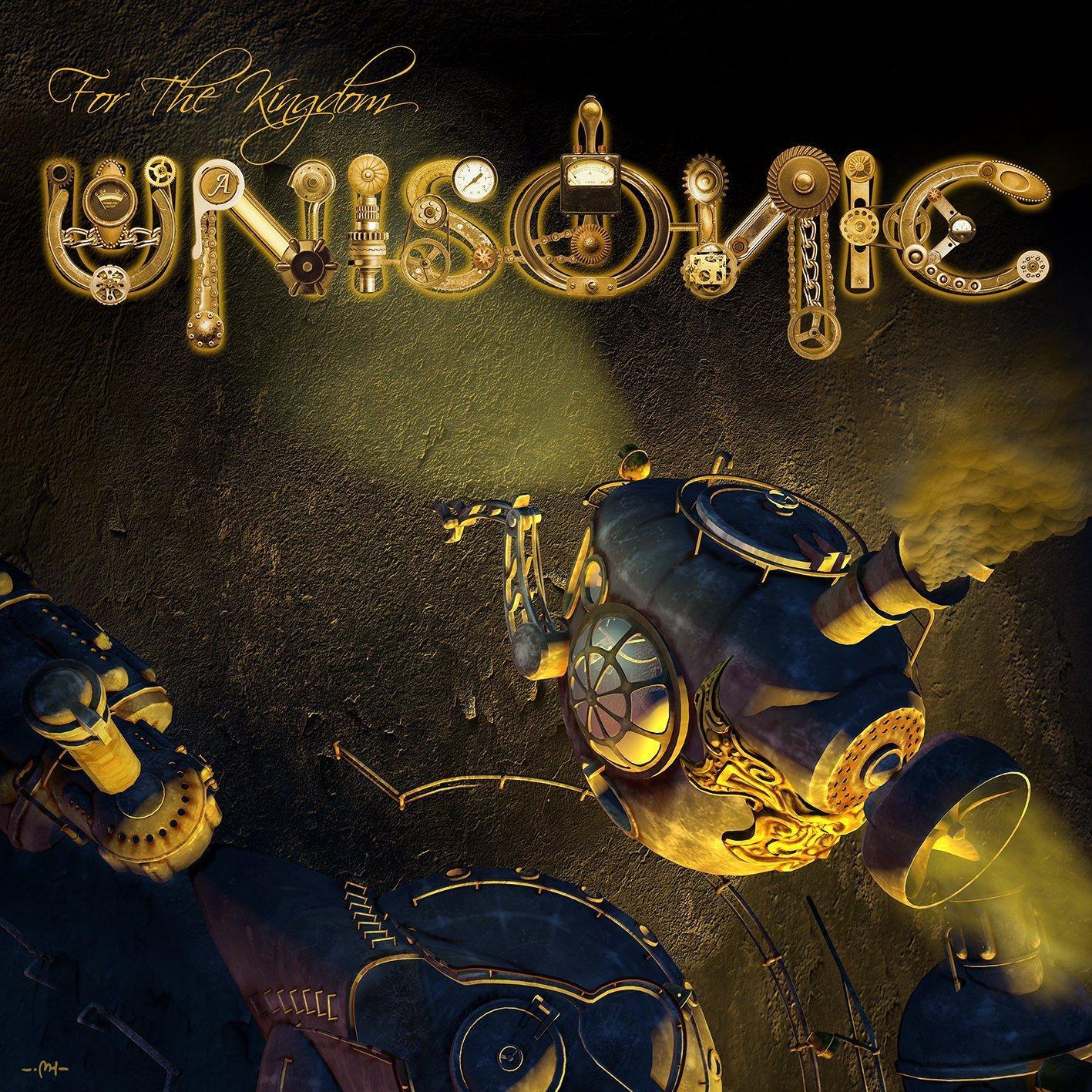 Unisonic — For the Kingdom EP (2014)