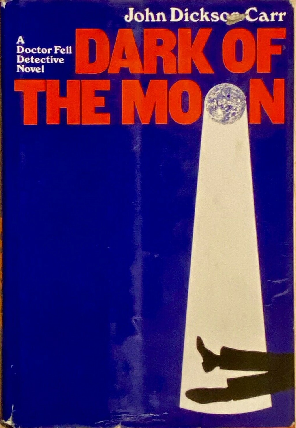 Джон Диксон Карр — Темная сторона Луны (1967)