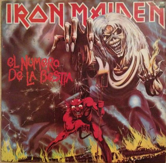 Iron Maiden: «Asesinos», «El Numero de la Bestia» и другие их известные альбомы