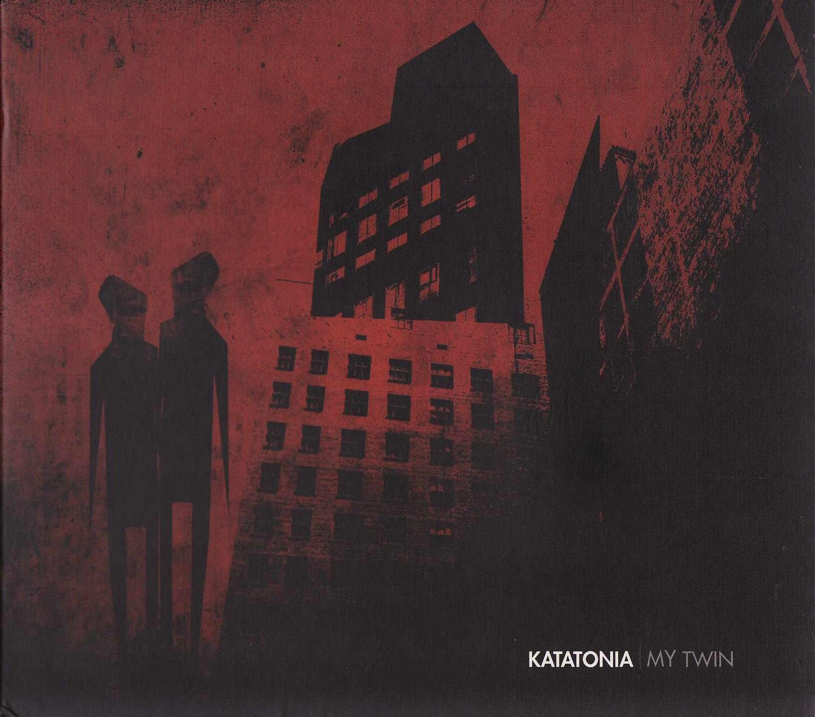 Katatonia — My Twin CDS (2006)