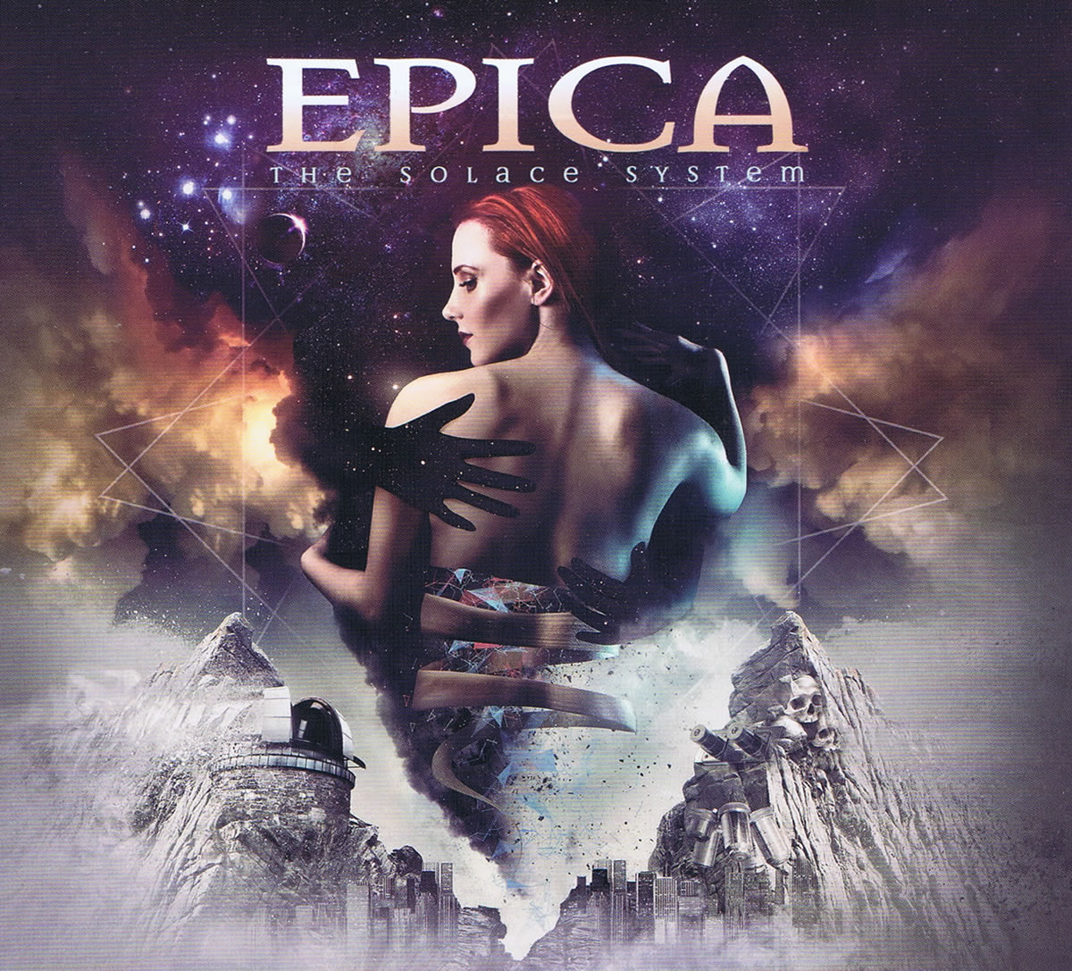 Epica — The Solace System EP (2017)