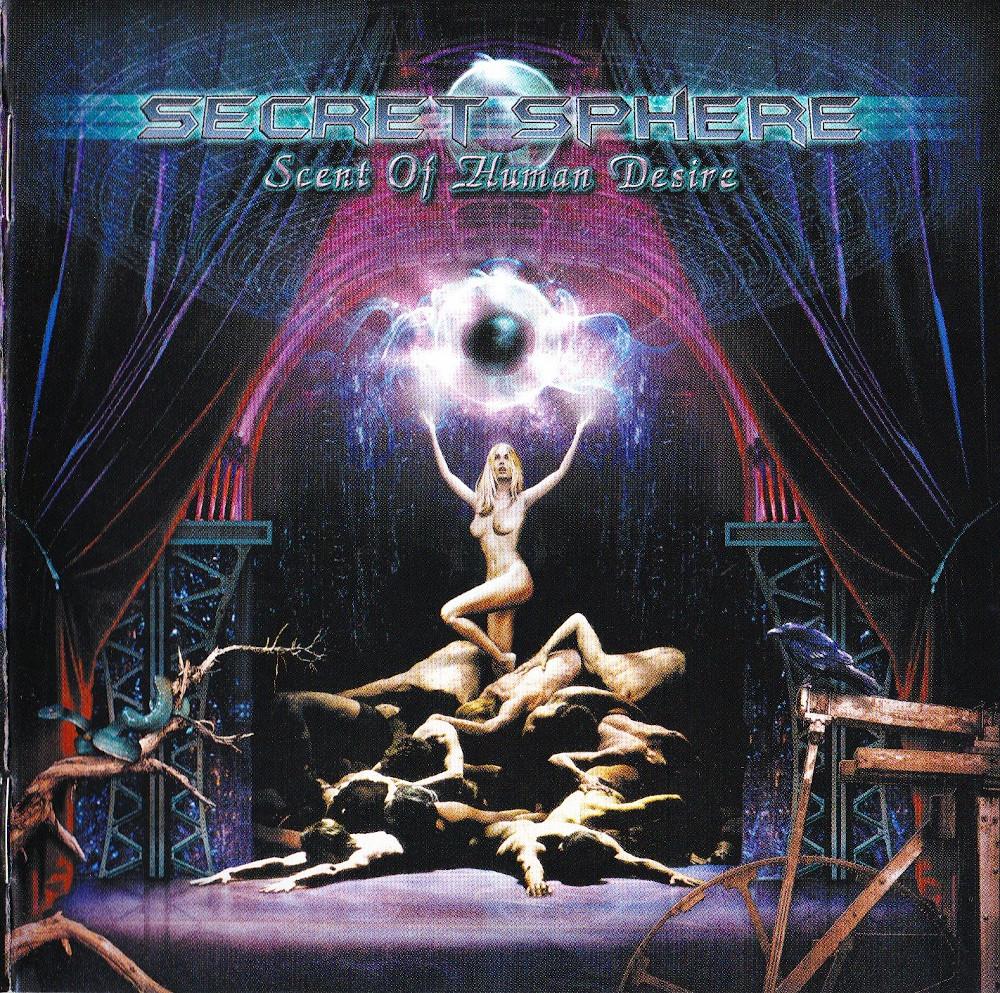Secret Sphere — Scent Of Human Desire (2003)