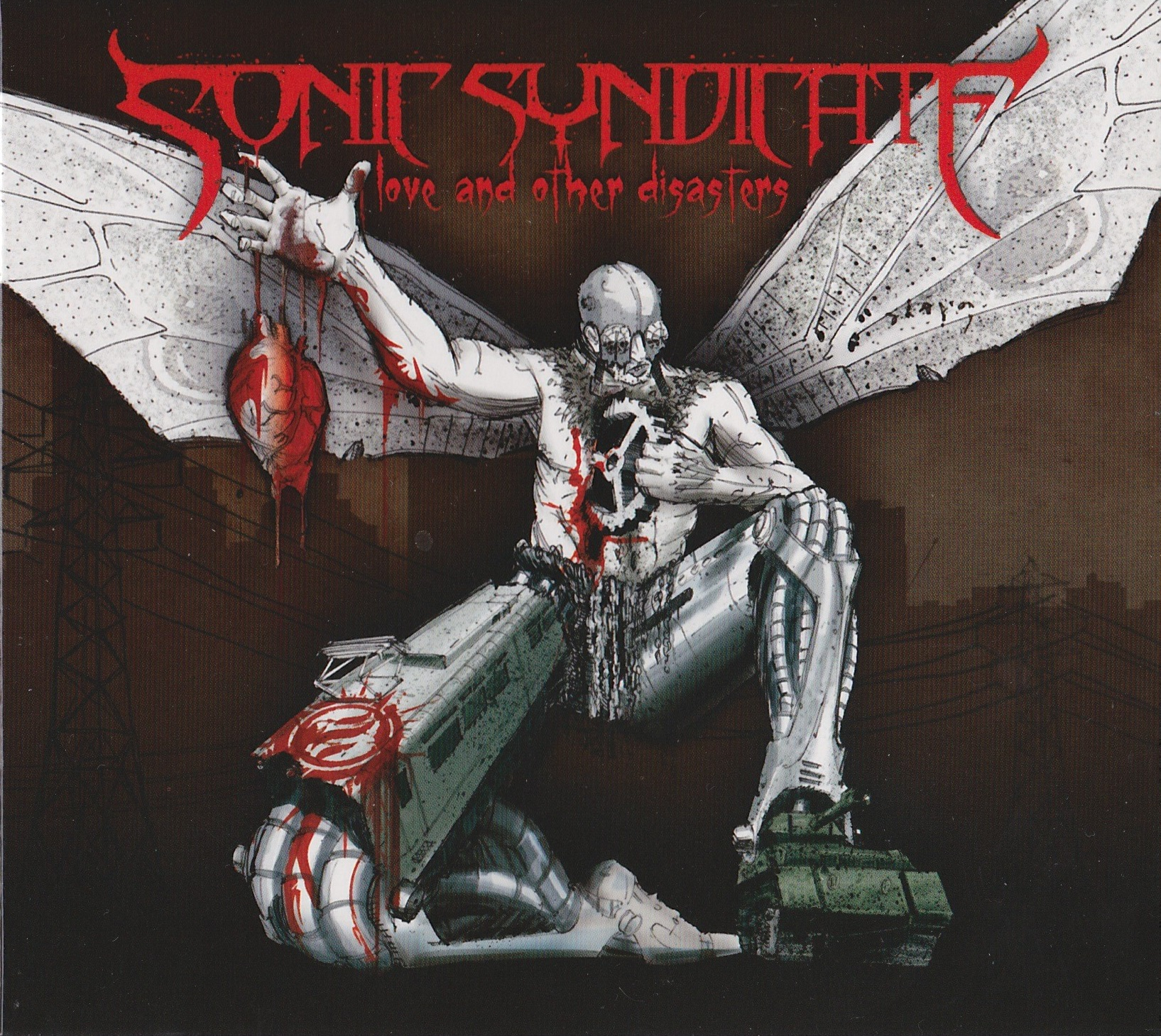 Sonic Syndicate — Love and Other Disasters (2008)