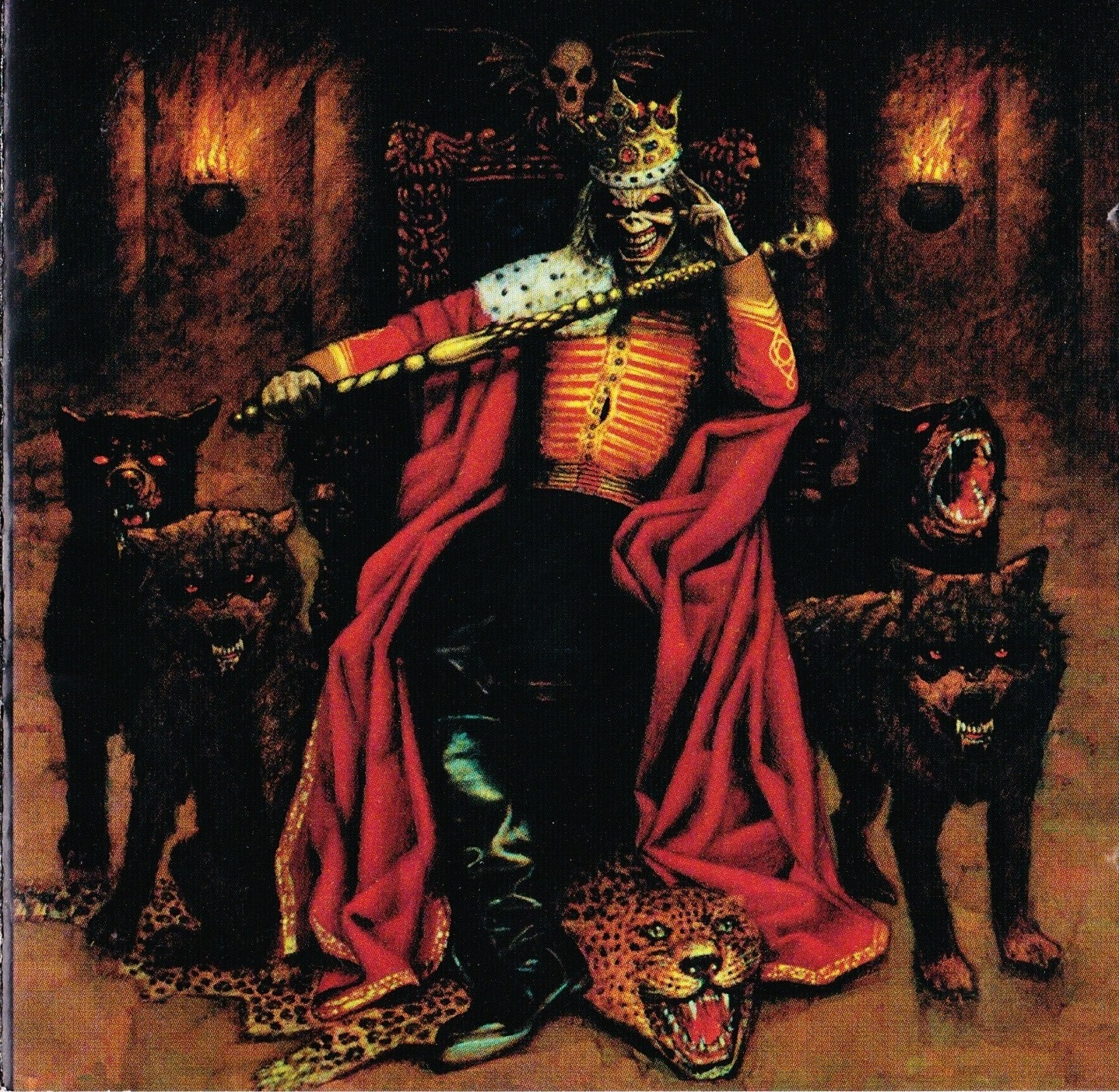 Iron Maiden — Edward The Great — The Greatest Hits (2002)
