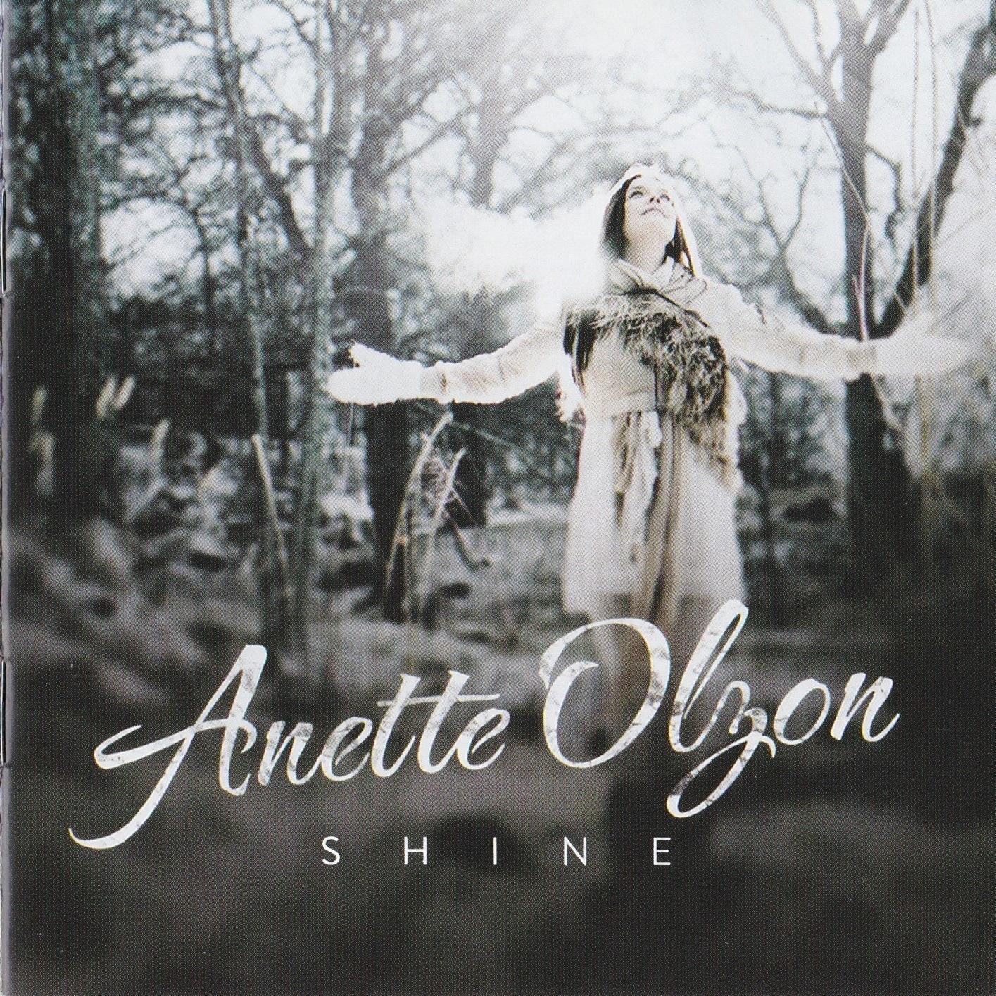 Anette Olzon — Shine (2014)