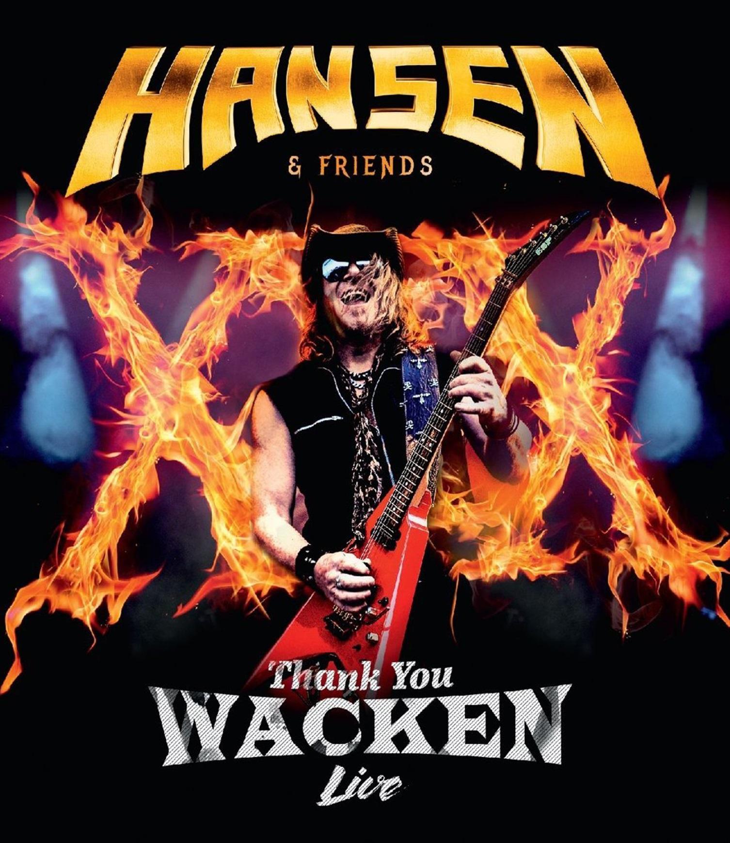 Hansen & Friends — Thank You Wacken Live (2017)
